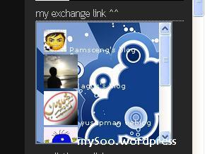 tampilan exchange link